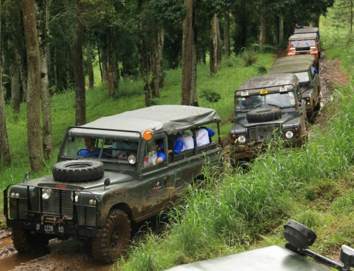 Paket Offroad Bogor Puncak
